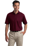 Port Authority¬ Tall Dry Zone¬ Colorblock Ottoman Polo. TLK524, Polos/Knits, Port Authority ThreadedLogo