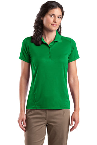 Sport-Tek¬ Ladies Dry Zone¬ Raglan Accent Polo. L475, Ladies, Sport-Tek ThreadedLogo