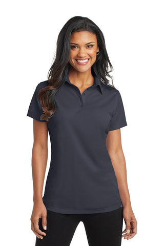 Port Authority Ladies Dimension Polo., Ladies, Port Authority ThreadedLogo