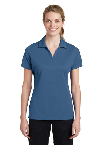 Sport-Tek¬ Ladies PosiCharge¬ RacerMesh» Polo. LST640, Ladies, Sport-Tek ThreadedLogo