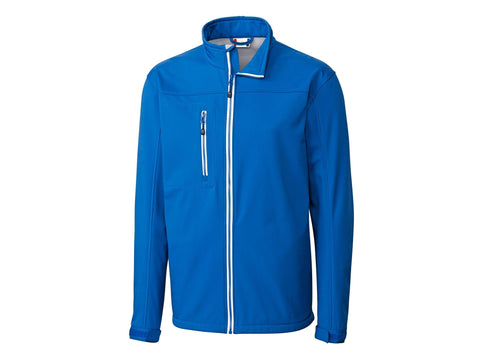 Clique Men's Telemark Softshell - ThreadedLogo