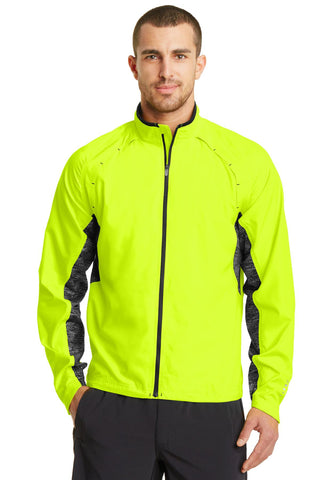 OGIO¬ ENDURANCE Velocity Jacket. OE710, Activewear, OGIO Endurance ThreadedLogo