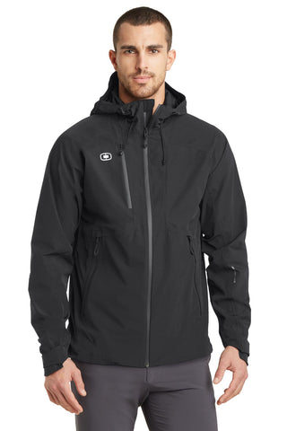 OGIO¬ ENDURANCE Impact Jacket. OE750, Activewear, OGIO Endurance ThreadedLogo