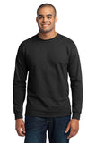 Port & Company¬ - Long Sleeve Core Blend Tee. PC55LS, T-Shirts, Port & Company ThreadedLogo