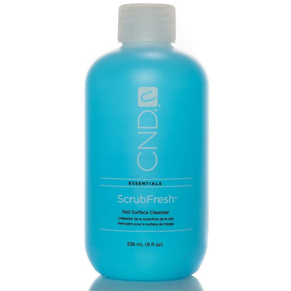 CND Scrubfresh Nail Surface Cleanser - 236ml - Gel Addicts
