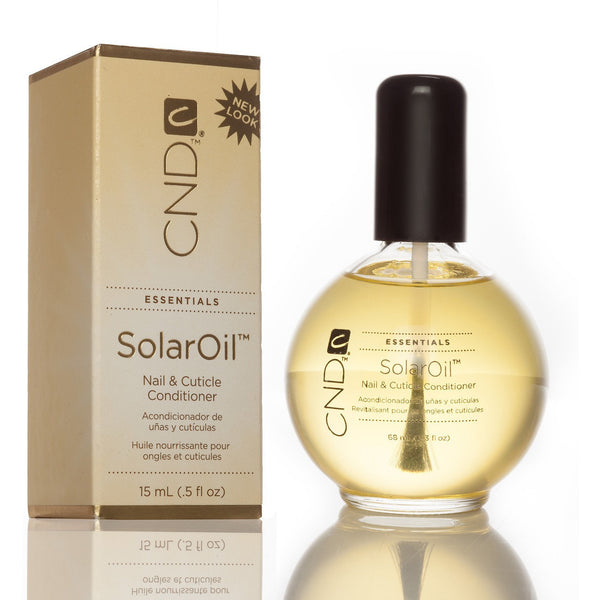 CND Solar Oil Nail and Cuticle Conditioner 68ml - Gel Addicts