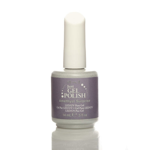 IBD Just Gel UV Nail Polish - Amethyst Suprise 14ml - Gel Addicts  - 2