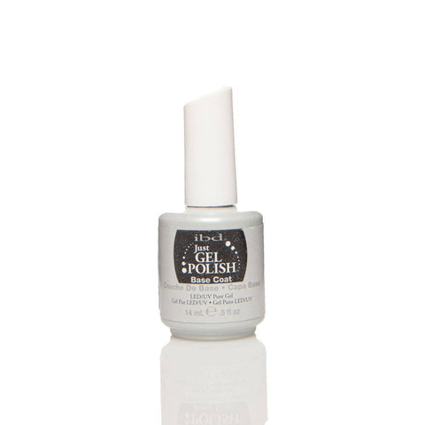 IBD Just Gel UV Nail Polish - Base Coat 14ml - Gel Addicts