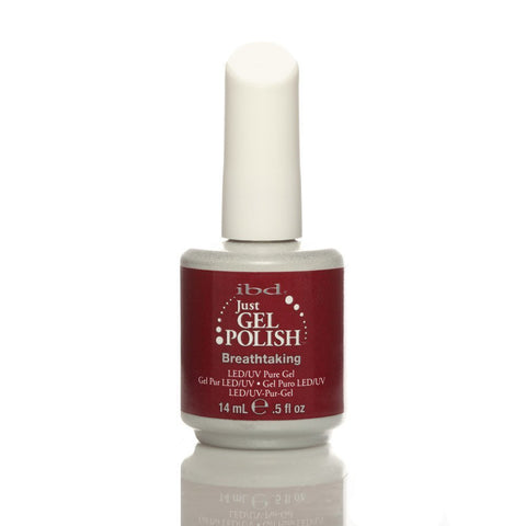 IBD Just Gel UV Nail Polish - Breathtaking 14ml - Gel Addicts  - 2