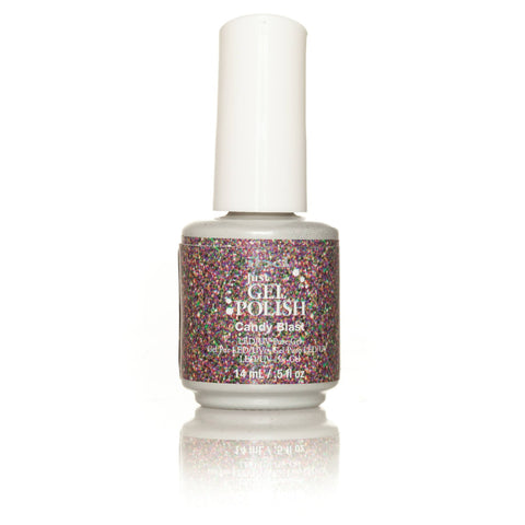 IBD Just Gel UV Nail Polish - Candy Blast 14ml - Gel Addicts  - 2