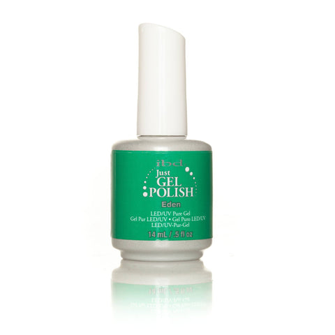 IBD Just Gel UV Nail Polish - Eden 14ml - Gel Addicts  - 2