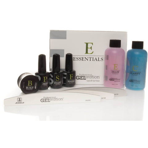 Jessica GELeration Essentials Kit - Gel Addicts