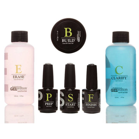 Jessica Geleration Full Treatments Bundle - Gel Addicts