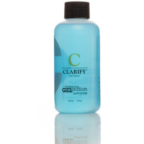 Jessica GELeration Soak Off UV Gel - CLARIFY Cleanser 120ml - Gel Addicts