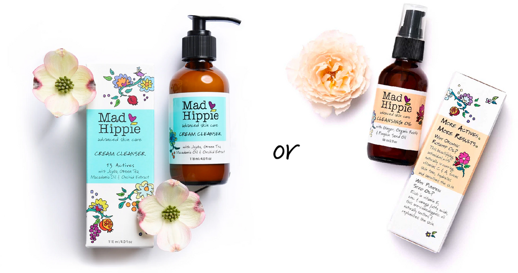 Cream Cleanser or Cleansing Oil: Which One is Right for You?
