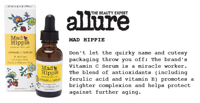 Allure review of Mad Hippie
