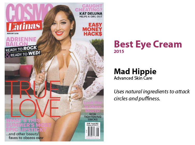 Cosmo Latina - Best Eye Cream