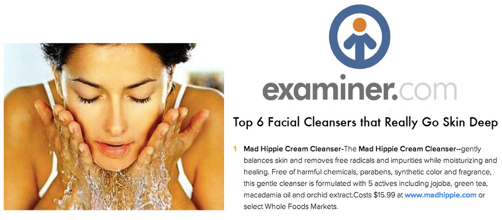 Top 6 Cleansers