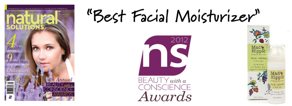 Face Cream award