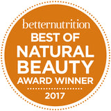 2017 Best in Natural Beauty Award