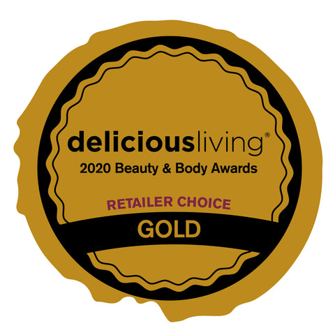 award winning, delicious living gold medal