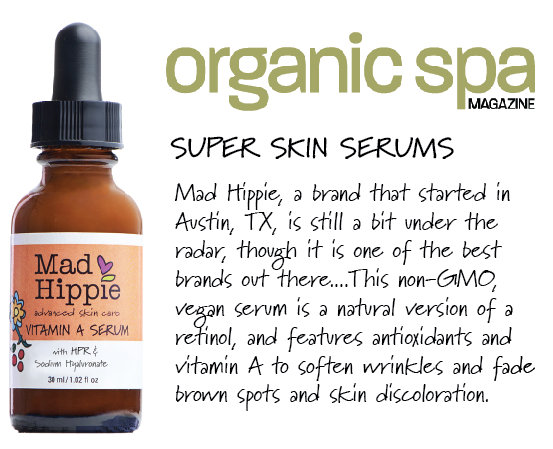 Review of Mad Hippie Vitamin A Serum