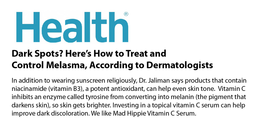 Health- how to control melasma