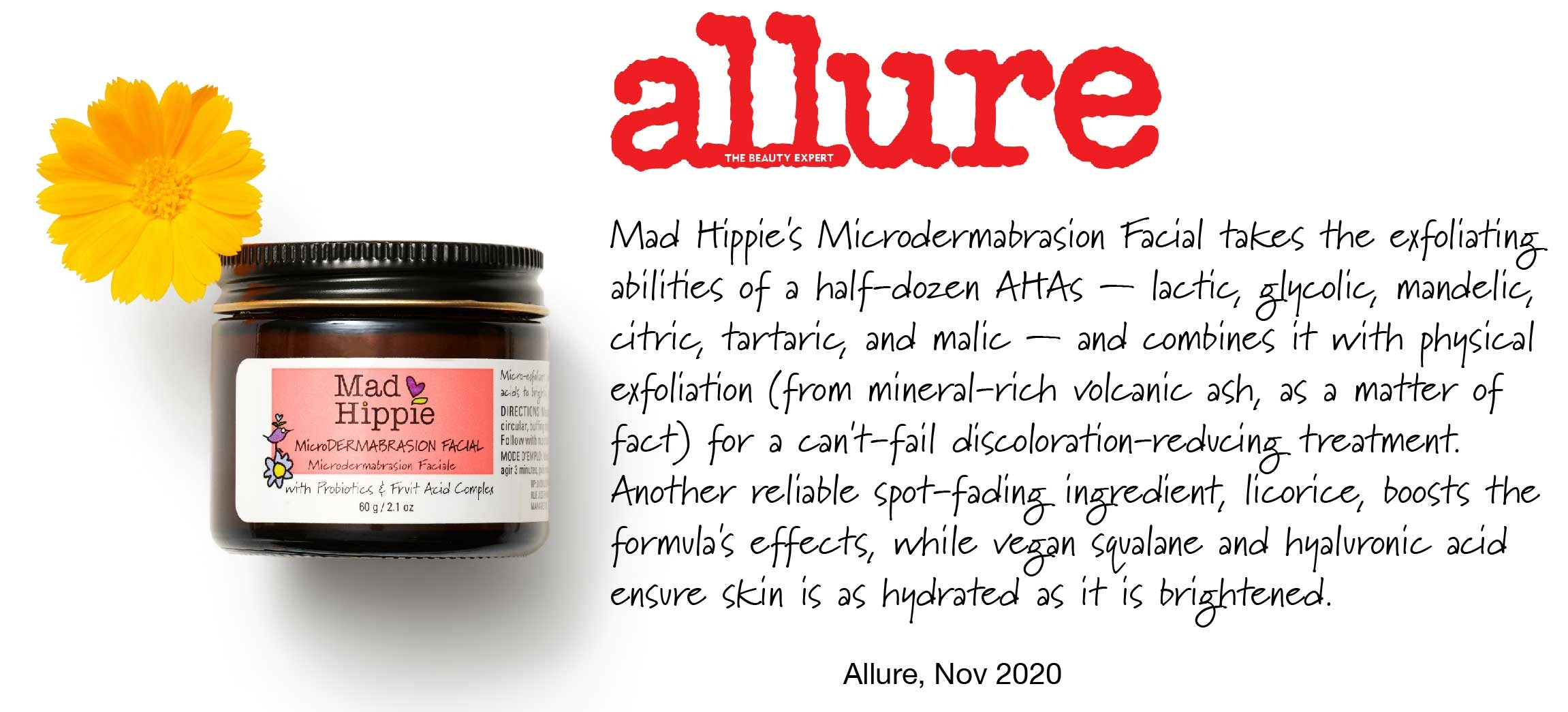 Allure review of Microderm