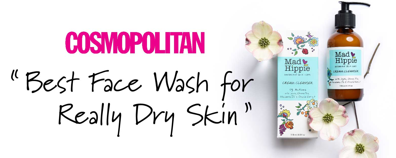Best face was for really dry skin - COSMOPOLITAN