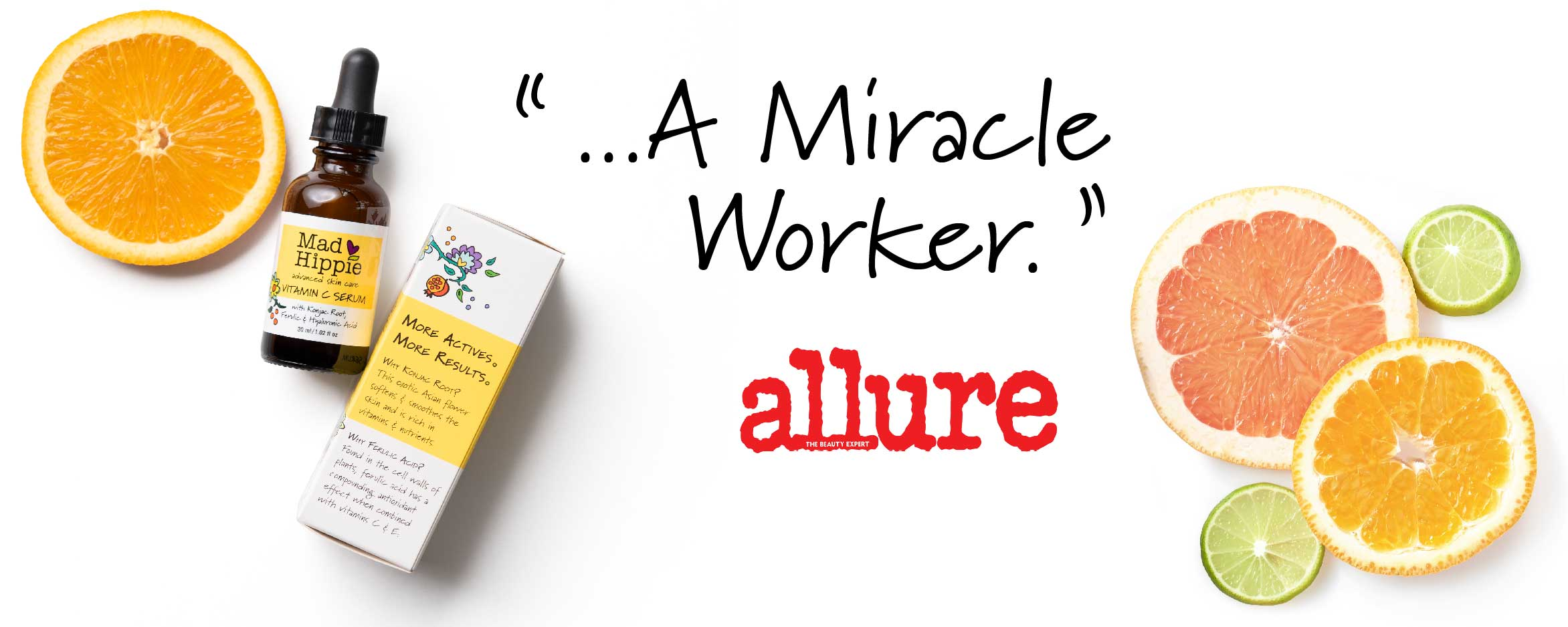 A maricle worker, - Allure