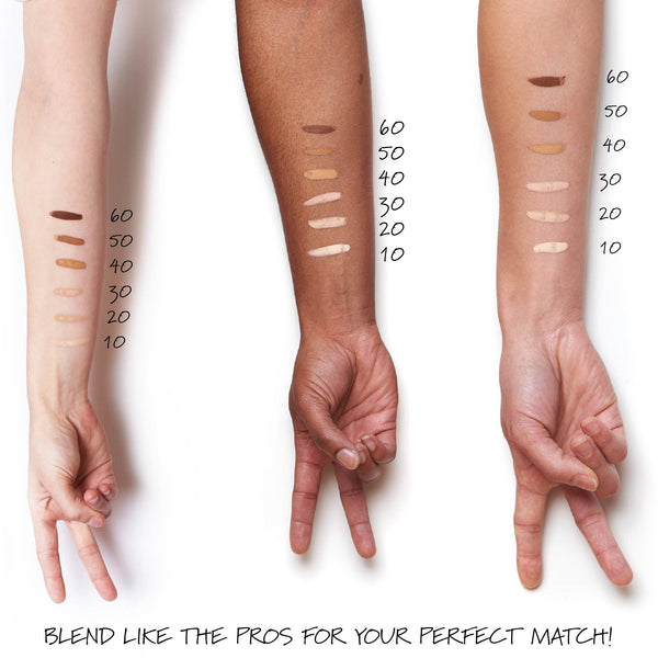 blend like the pros!