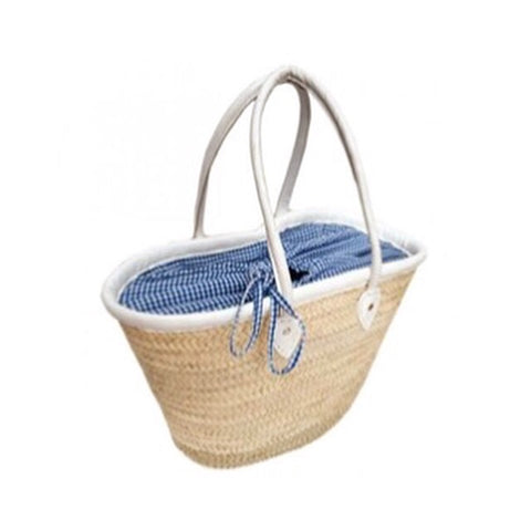 French Market tote  picnic basket