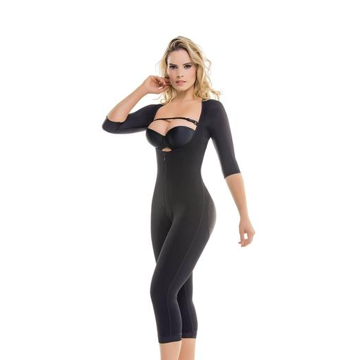 Premium Full Body Shaper - Top-to-Bottom Arms and Legs Full Body Shaper