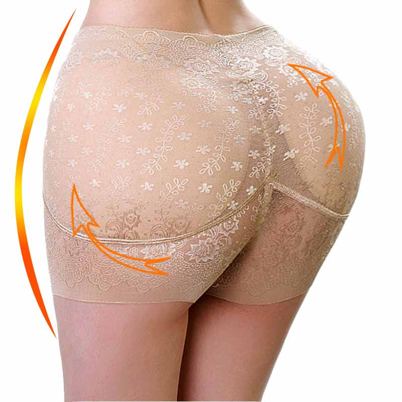 Best Booty Lifter Panty Underwear. Brazilian Butt Lifter. Butt Padding Undergarment Body Shaper.