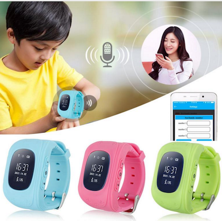 GPS Kids Smart Wristwatch