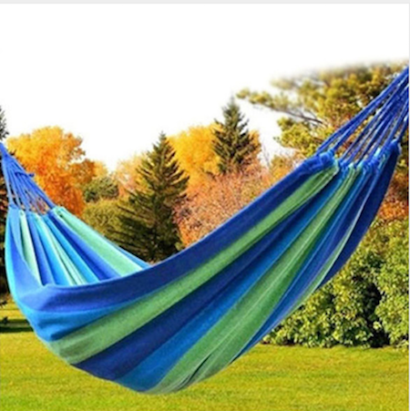 Multi-Color Outdoor Hammock (60% OFF!)