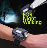 Tactical Survival Flashlight Watch (55% OFF!)