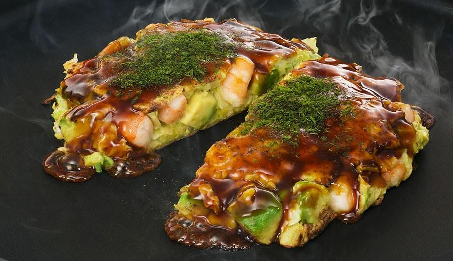 What is Okonomiyaki?