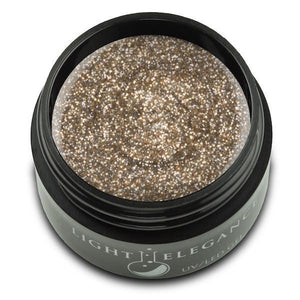 #Glam UV/LED Glitter Gel - Light Elegance
