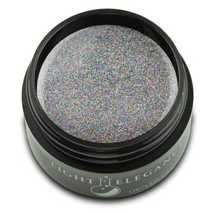 Disco UV/LED Glitter Gel - Light Elegance