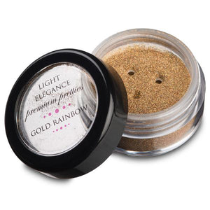 Gold Rainbow Halo Pretty Powder - Light Elegance