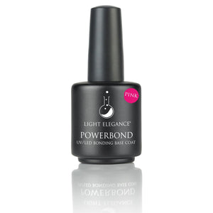 Pink POWERBOND UV/LED Bonding Base Coat
