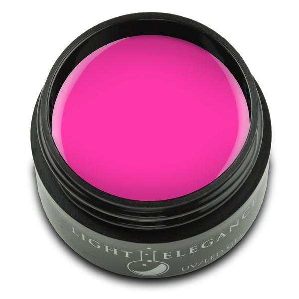 Pop Rockin' Pink UV/LED Color Gel - Light Elegance