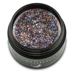 The Elvis Pelvis UV/LED Glitter Gel