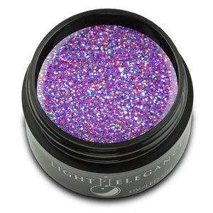 Wipeout UV/LED Glitter Gel
