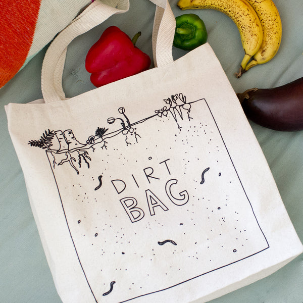 Dirt Bag Tote
