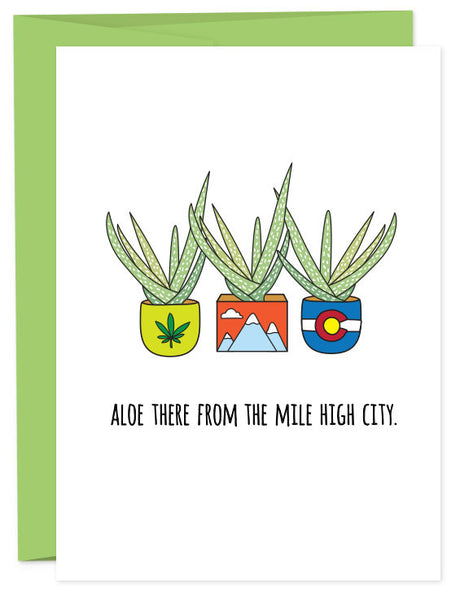 Aloe There From Denver