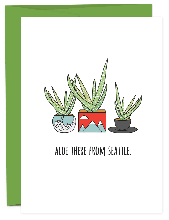 Aloe There From Seattle