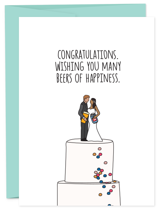 Congrats - Beers of Happiness