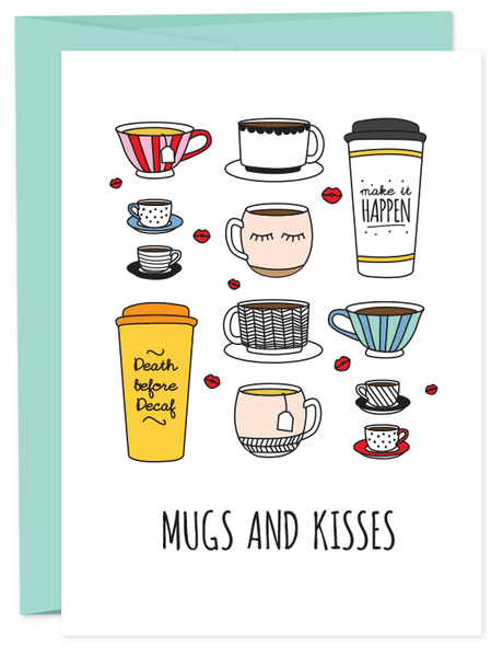 Mugs and Kisses